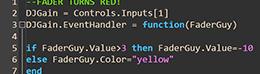 Intro to Control Scripting