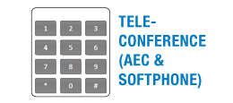 Q-Sys Teleconference