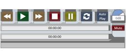 6. 音頻播放器 (Audio Player & Media Drive)